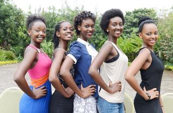 Black women in Rwanda 1
