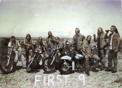 Sons of Anarchy Original 9