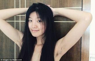 Chinese woman 5