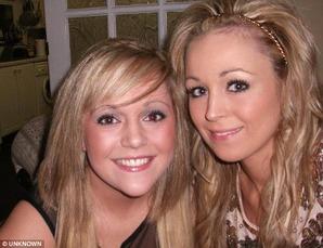 Nicola (R)& Andrea(L)sister