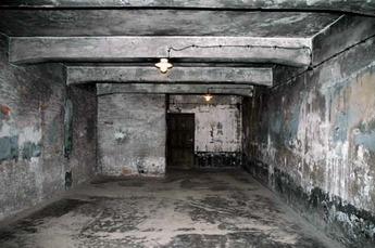 Gas Chamber Auschwitz 1