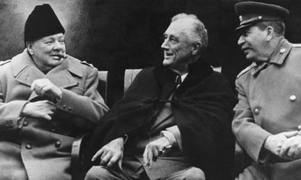Churchill FDR Stalin 1