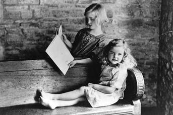 Unity Mitford & Jessica