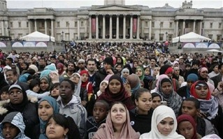British Muslims 1