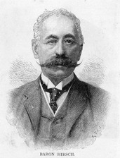 Maurice de Hirsch 1