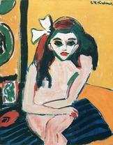 Ernst Ludwig Kirchner 1909_Marzella