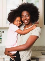 black single mother 4