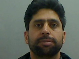 Muslim taxi rapist 1