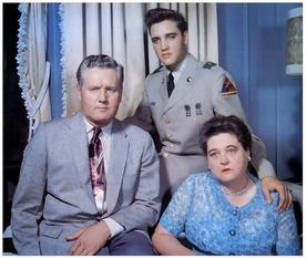 Elvis Presley & Glayds