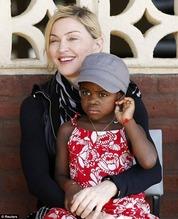 Madonna & mercy