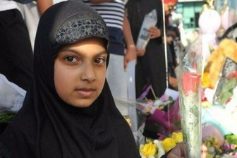 Muslim girl in Manchester 2