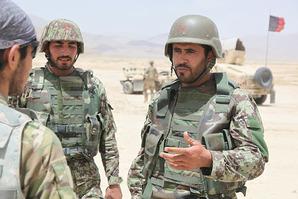 Afghan interpreter 3334