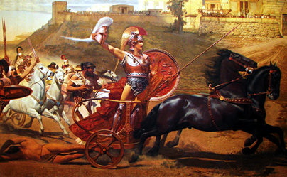 Ancient Greeks Triumph_of_Achilles_in_Corfu_Achilleion