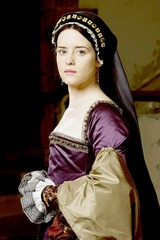 Claire Foy as Anne Boleyn