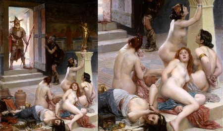 Gauls Celtic women