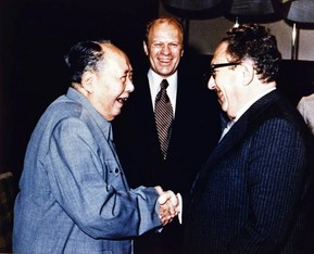 Henry Kissinger in China 001