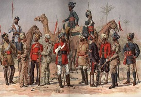 Britain East India Company 1