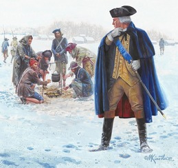 George Washington at Valley Forge 211