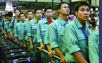 Vietnamese workers 1