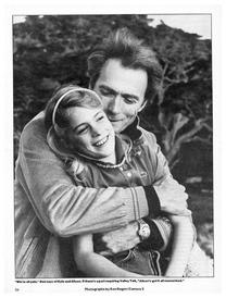 Clint Eastwood & Alison 3