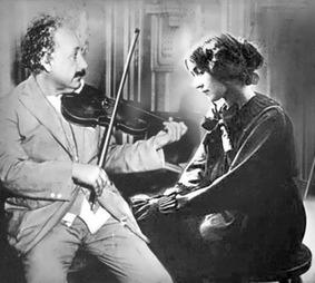 Einstein & Margarita Konenkova