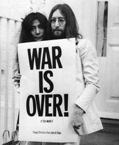 Hippies John Lennon