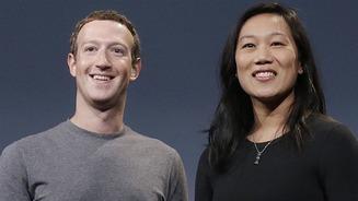 Mark Zuckerberg & Priscilla 1