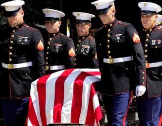 US Marines dead