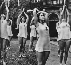 Nazi Germany girls 1