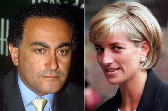 Princess Diana & Dodi Faye 2