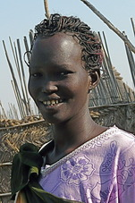 African woman 44