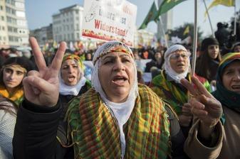 Kurds in Germany 1