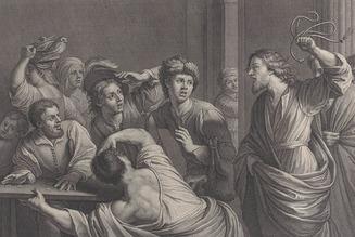 Jewish money changers & Jesus 144