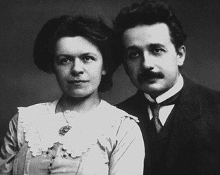 Einstein & Mileva Maric