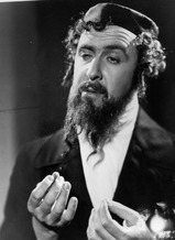 Ferdinand Marian as Jew Suss