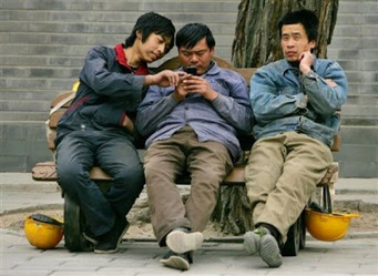 Chinese workers 6