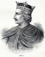 Henry I of King of England 01