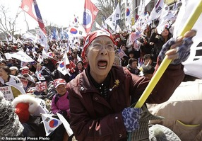Koreans in Protest 8