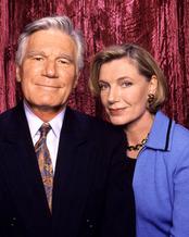 Mitchell Ryan & Susan Sullivan