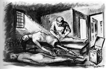 Holocaust David Olere 4