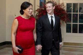 Mark Zuckerberg & Pricilla Chan 2