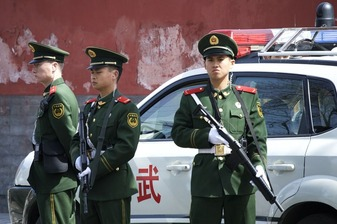 Chinese cops 5