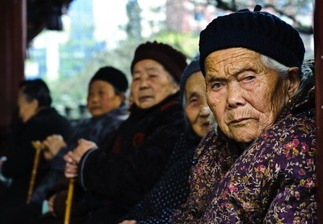 Chinese old people 04