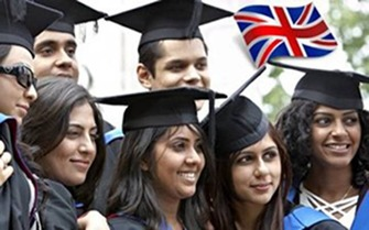 Indian student in Britain 2