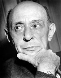 Arnold Schoenberg 1