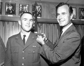 George W Bush 100