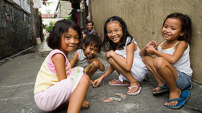 Filipino children 1