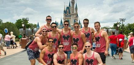 Gay Day at Disney World 22