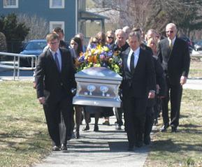 Kathryn Filiberti_funeral