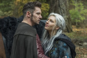 Vikings Heahmund & Lagertha